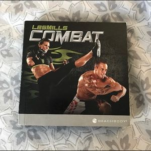 LesMills Combat Beachbody workout